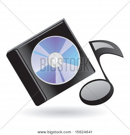 Disk And Note