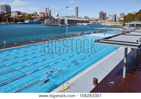 Woolloomooloo Sydney New South Wales Australia