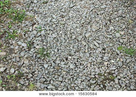 stone aera  background of stone way