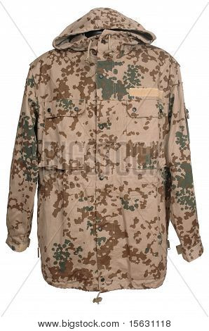 German military camo used in Afghanistan