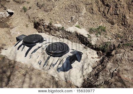 Septic Tank Sewage