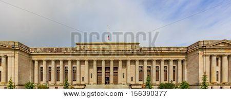 Washington Temple Of Justice