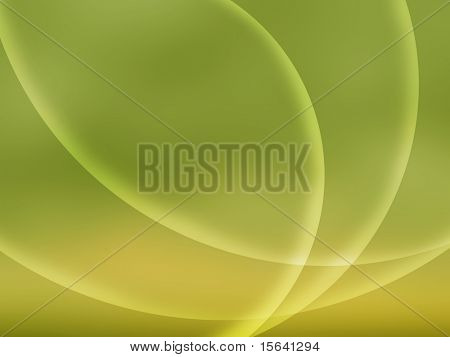 Abstract light green horizontal background with copy space