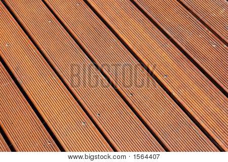 Background Wooden Floor