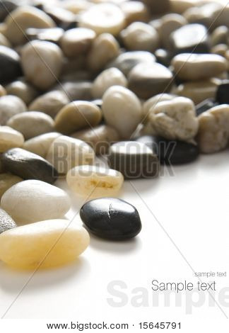 color stones (easy to remove the text)