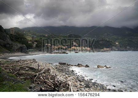Monterosso Village Sea View In Italy
