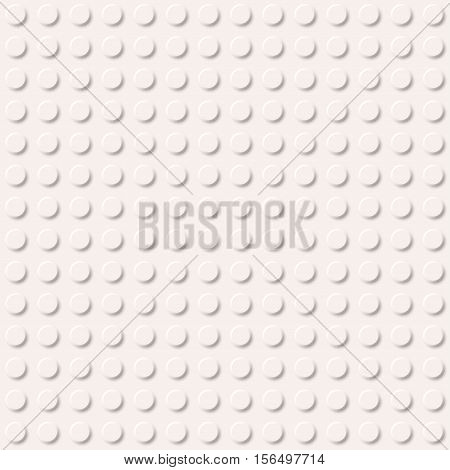illustraion of constructor toy background white color