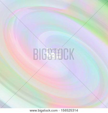 Background abstract rainbow Circle mix Vector illustration whirlpool texture futuristic colorful glitch