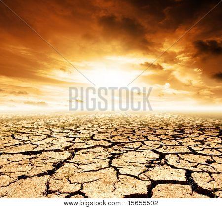 Imagen de concepto de calentamiento global