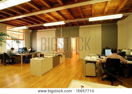 Oficina de negocios
