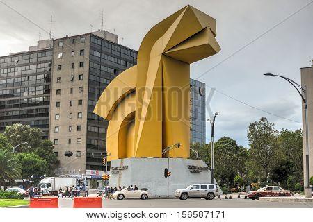 Torre Caballito - Mexico City