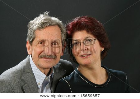 couple love married