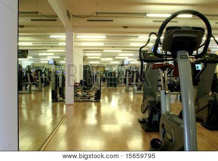 room fitness inside