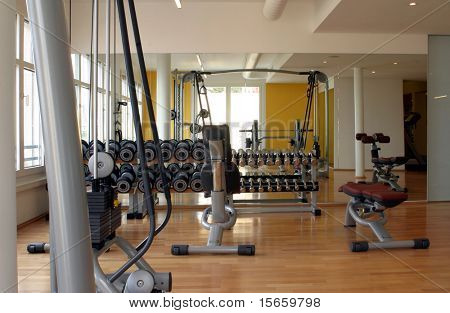 room fitness inside