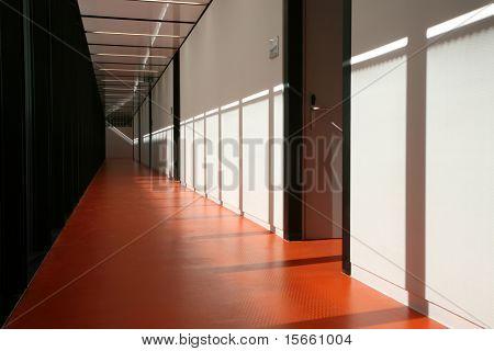 corridor modern