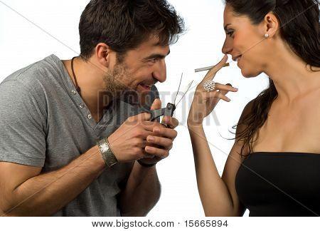 Dejar de fumar!