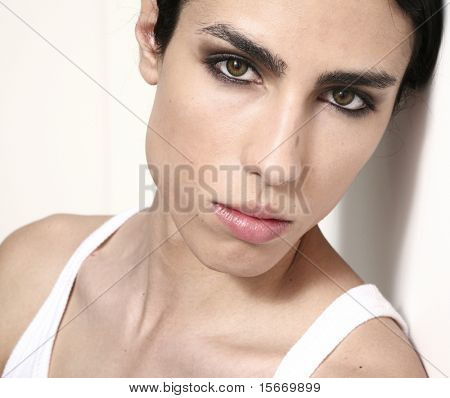 androgynous men