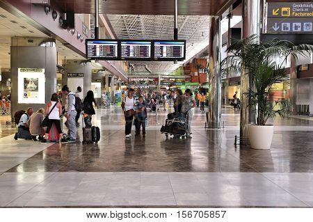 Airport Tenerife South
