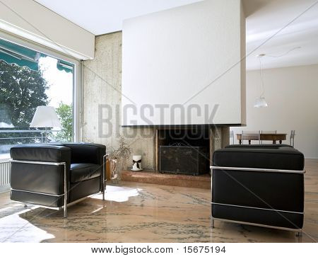 gemütliche moderne Wohnung
