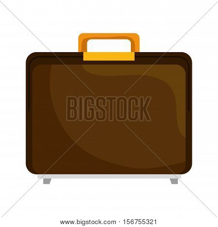 portfolio business isolated icon vector illustration design