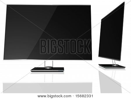 High Definition TV or Lcd Monitor