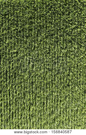 Artificial green Grass background pattern stock photo