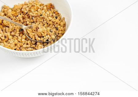 Granola With Blueberry And Pomegranate