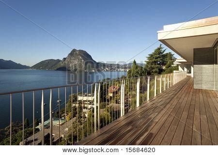 schönen penthouse