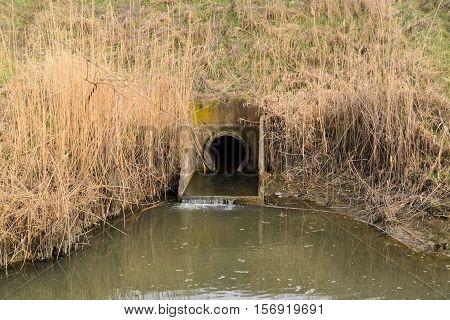 Gateway Irrigation System Rice Paddies