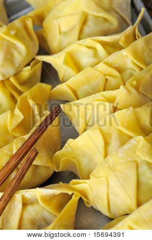 Wrapped Dumplings For Cooking