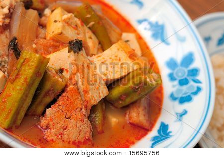Spicy And Seasoned Fish Delicacy