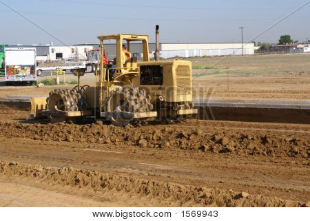 Heavy Construction Equipment