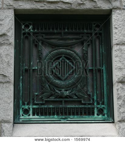 Brass Window