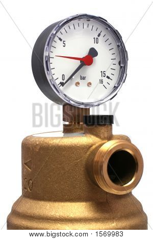 The Indicator Of Pressure