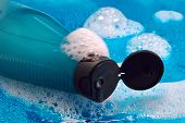 Shampoo Bubbles poster