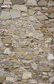Ancient Stone Wall poster