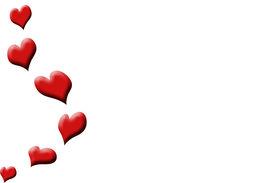 foto of valentine heart  - valentine background - JPG