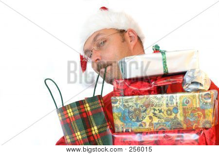 Difficult Carrying The Presents