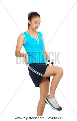 Athletic Female