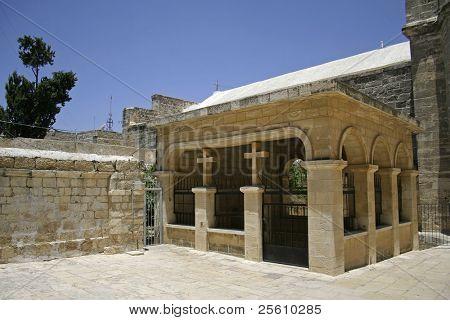 nativity church, bethlehem, west bank, palestine, israel