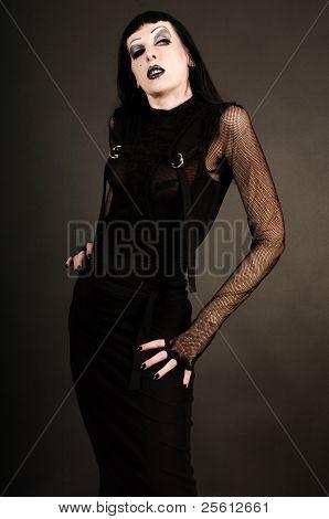 gothic model