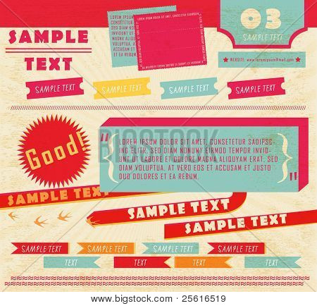 Vector Design Elements (10)