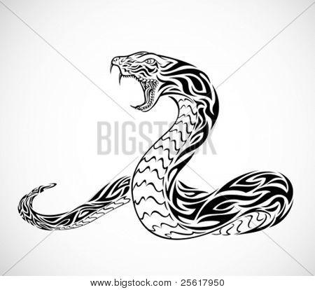 蛇纹身 库存矢量图和库存照片 | bigstock