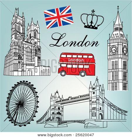 Vector de Londres