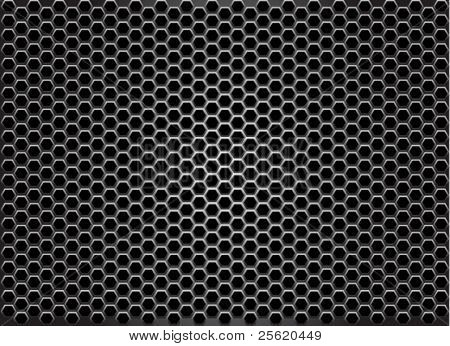 vector honeycomb