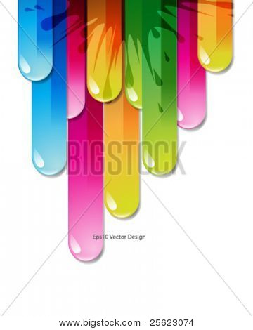 eps10 vector multicolor  abstract design