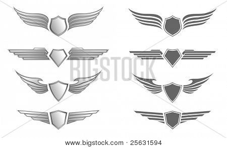 Winged Awards Set