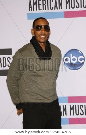 LOS ANGELES - NOV 20: Ludacris at the 2011 American Music Awards Press Room held at Nokia Theatre L.A. Live on November 20, 2011 in Los Angeles, California