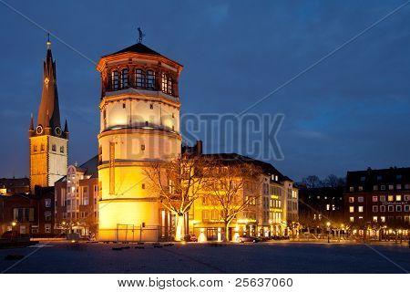 Altstadt de Dusseldorf