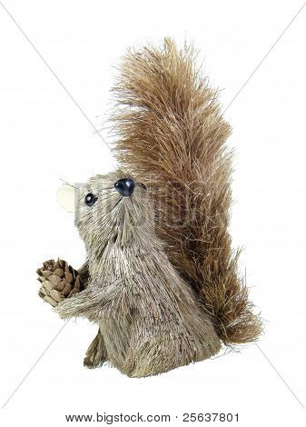 Squirrel Puppet
